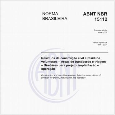 NBR15112 de 06/2004