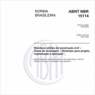 NBR15114 de 06/2004