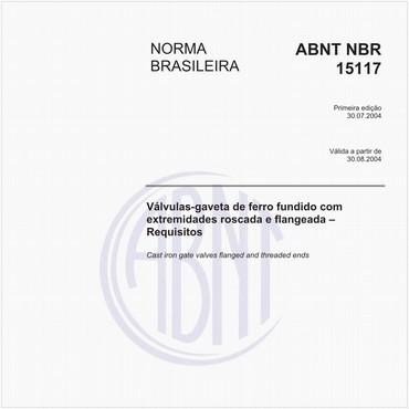 NBR15117 de 07/2004