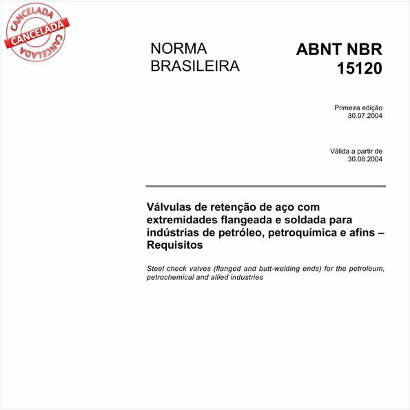 NBR15120 de 08/2014
