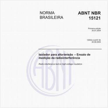 NBR15121 de 07/2004