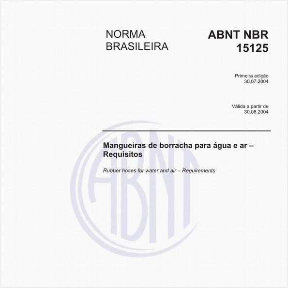 NBR15125 de 07/2004
