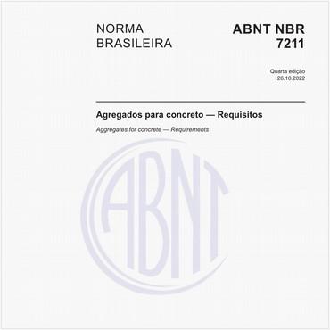 NBR7211 de 04/2009