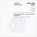 NBR15141