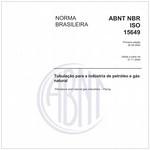 NBRISO15649
