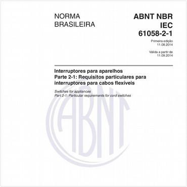 NBRIEC61058-2-1 de 08/2014