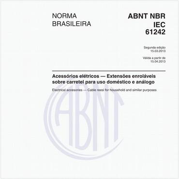 NBRIEC61242 de 03/2013