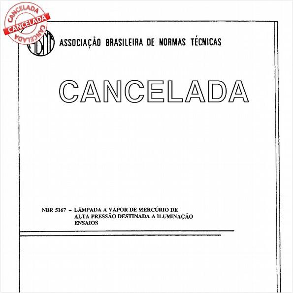 NBR5167 de 04/1997