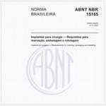 NBR15165