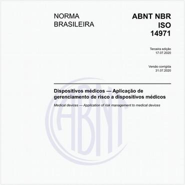 NBRISO14971 de 10/2009