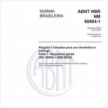 NBRNM60884-1 de 01/2010