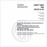 NBRNM60335-2-45