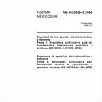 NM60335-2-45