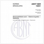 NBR16001