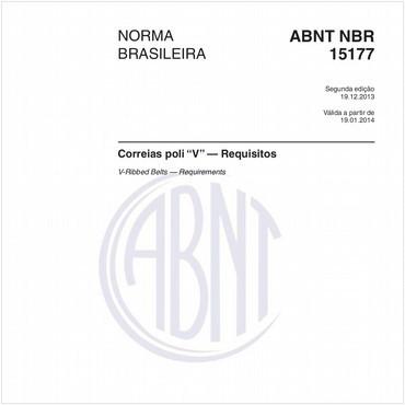 NBR15177 de 12/2013