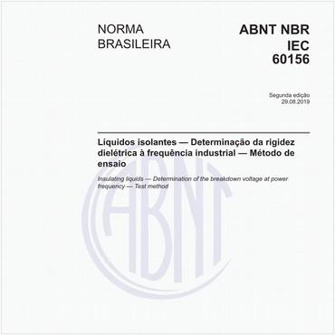 NBRIEC60156 de 08/2019