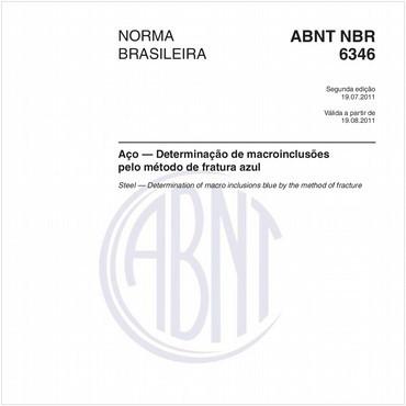 NBR6346 de 07/2011