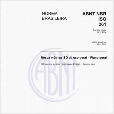 NBRISO261 de 12/2004