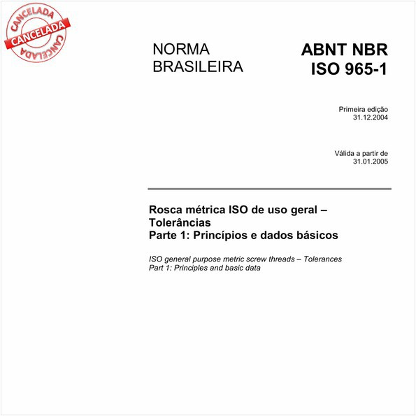 NBRISO965-1 de 10/2014