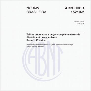 NBR15210-2 de 01/2016