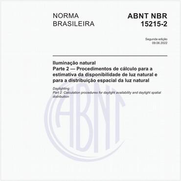 NBR15215-2 de 03/2005