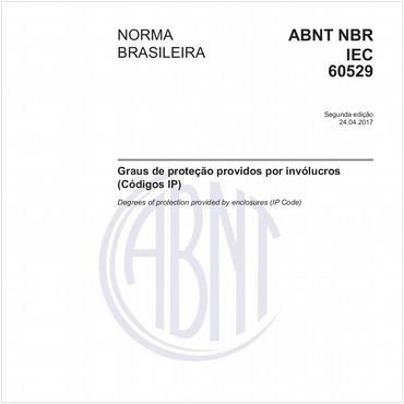 NBRIEC60529 de 04/2017