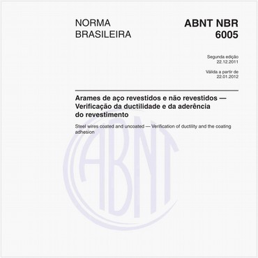 NBR6005 de 12/2011
