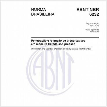 NBR6232 de 01/2013
