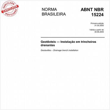 NBR15224 de 05/2005