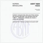 NBR15232