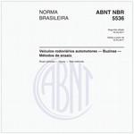NBR5536