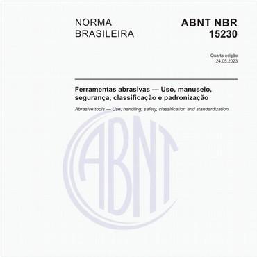 NBR15230 de 01/2016