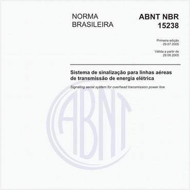 NBR15238 de 07/2005
