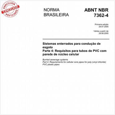 NBR7362-4 de 07/2005