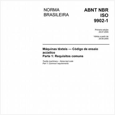 NBRISO9902-1 de 07/2005