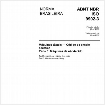NBRISO9902-3 de 07/2005