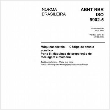 NBRISO9902-5 de 07/2005