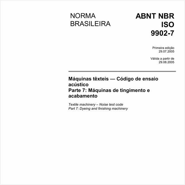 NBRISO9902-7 de 07/2005