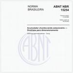 NBR15254