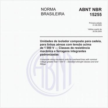NBR15255 de 08/2005