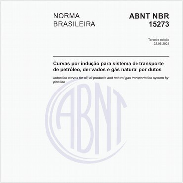 NBR15273 de 11/2011