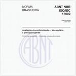 NBRISO/IEC17000
