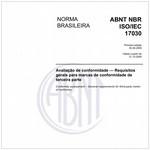 NBRISO/IEC17030