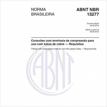 NBR15277 de 08/2012