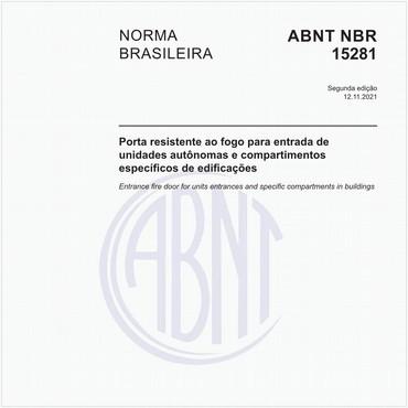 NBR15281 de 10/2005