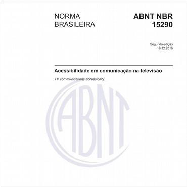 NBR15290 de 12/2016