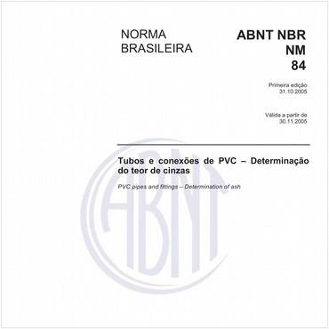 NBRNM84 de 10/2005