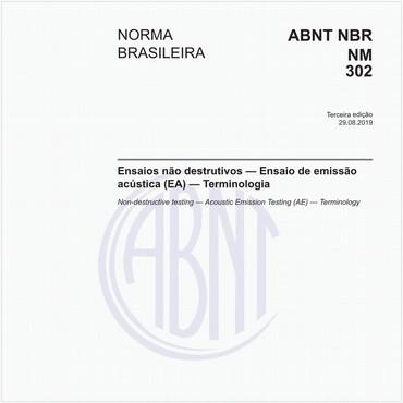 NBRNM302 de 08/2012