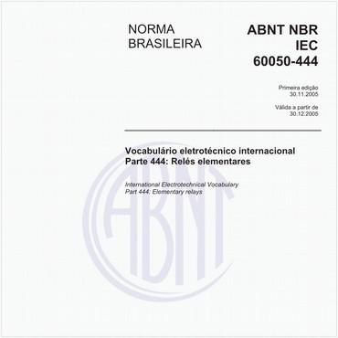 NBRIEC60050-444 de 11/2005