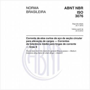 NBRISO3076 de 11/2012